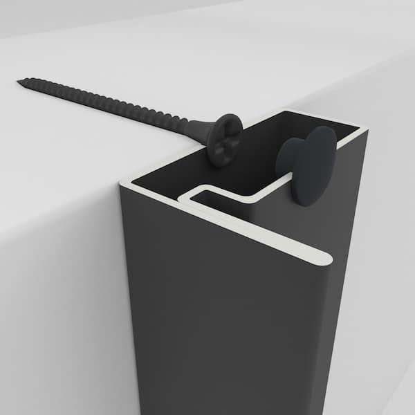 Stahlprofil für schlanke Stahl Glastür